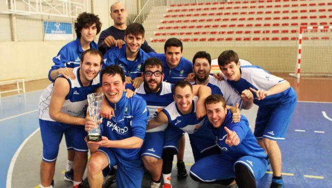 El AD Baloncesto Hellín campeón de la Copa Zonal disputada en Almagro