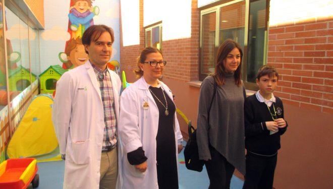 Daniel del Olmo, ganador del V Concurso de Tambores del Hospital de Hellín