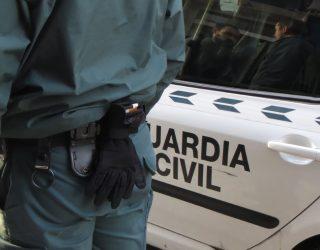 La Guardia Civil esclarece dos robos con fuerza en segundas viviendas de la localidad de Tobarra