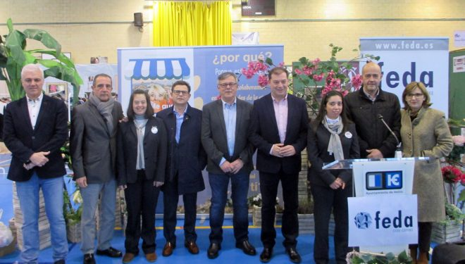 Inaugurada la 6º Feria Intersectorial Expohellin