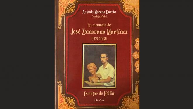 En memoria de José Zamorano (1929-2008) Escultor de Hellín