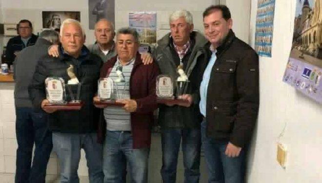 Finalizó el Campeonato Comarcal de Palomos Deportivos celebrado en Isso