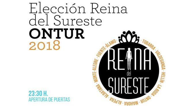 La Hellinera de Honor, María López, competirá en Ontur por el titulo de Reina del Sureste