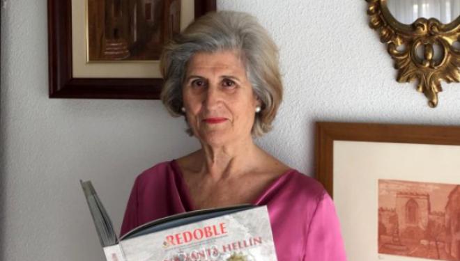 Teresa Romero Martínez Pregonera de la Semana Santa de Hellín 2018