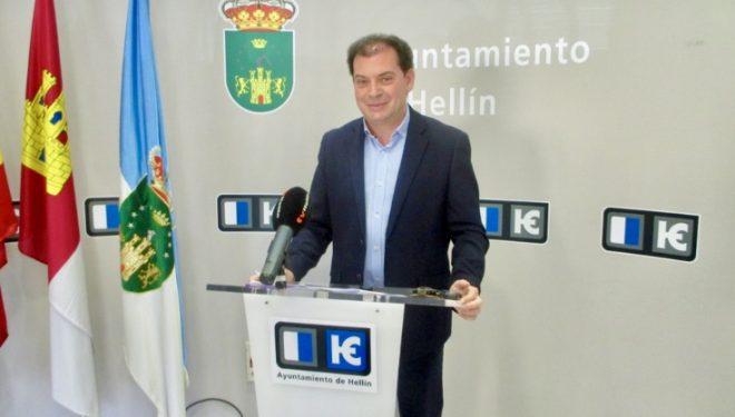Morcillo se siente ninguneado por el Grupo Municipal del PSOE