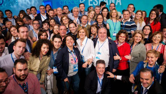 Satisfacción del Partido Popular de Hellín tras la Convención Nacional de Sevilla