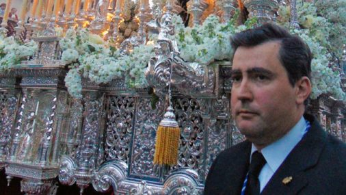 El presidente de la Hermandad de la Virgen del Dolor muestra su desacuerdo por la decisión tomada por la Cofradía del Cristo de la Clemencia