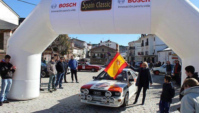 El próximo 10 de mayo lllega a Hellín el Spain Classic Rally