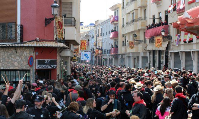 Tambores en el Rabal, Domingo Resurrección / EFDH.