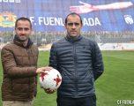 El hellinero Eloy Jiménez nuevo entrenador del Fuenlabrada CF