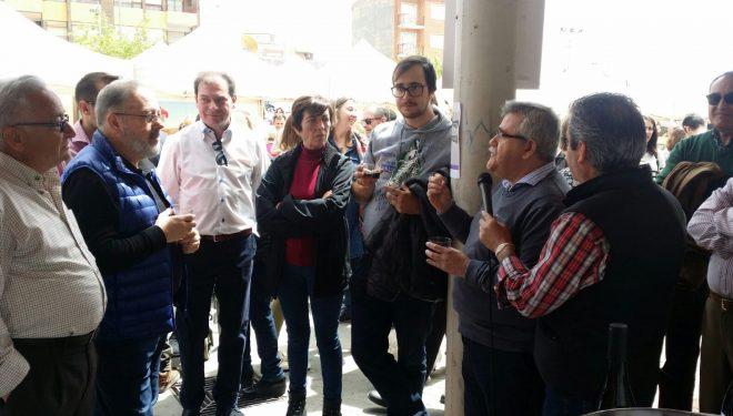 La concejalía de Turismo valora positivamente la Feria de Tradiciones, Gastronomía y Oficios