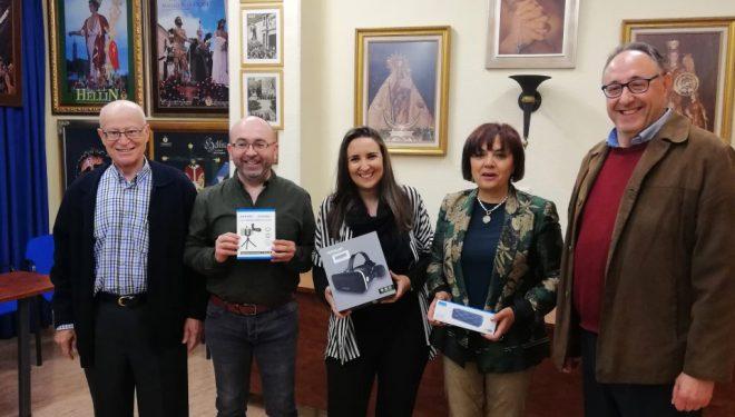 Entrega de premios del I Concurso Fotográfico en Instagram Semana Santa en Hellín 2018