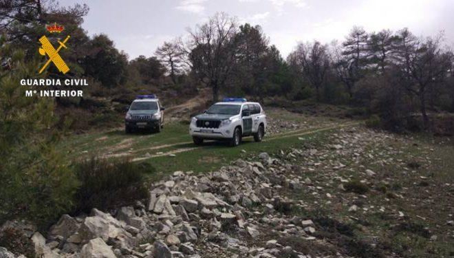 Rescatados dos jóvenes que se habían desorientado practicando senderismo en Riópar