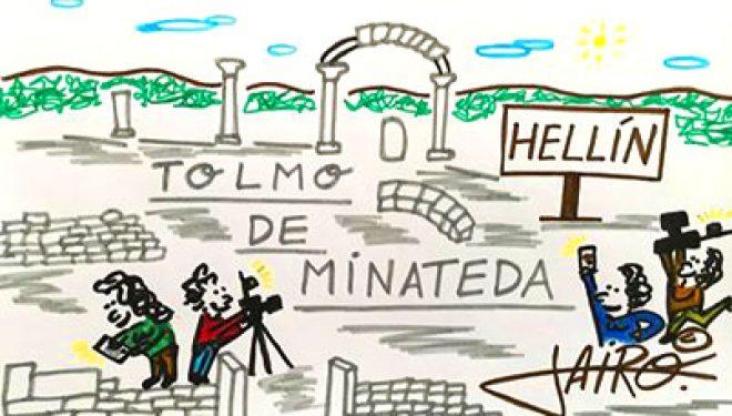La Viñeta de El Faro de Hellín, El Tolmo