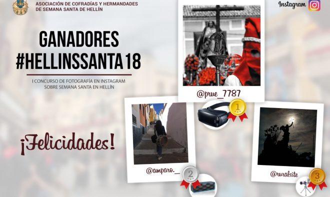 Concurso Fotográfico en Instagram Semana Santa