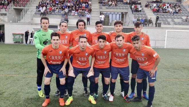 El Hellín juvenil consigue derrotar a domicilio al Manchego de Ciudad Real