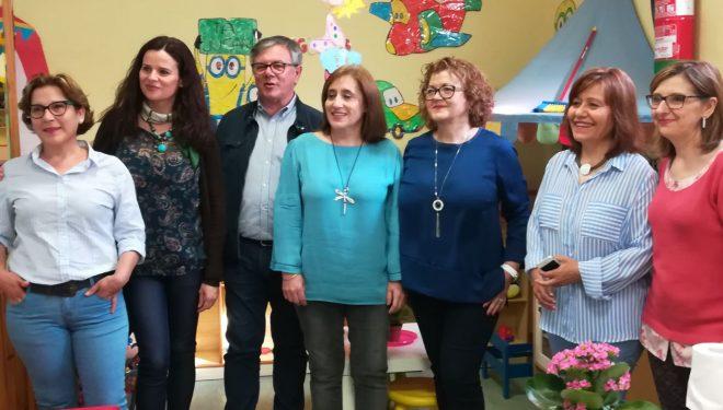 Jornada de Puertas Abiertas en la Escuela Infantil Martínez Parras