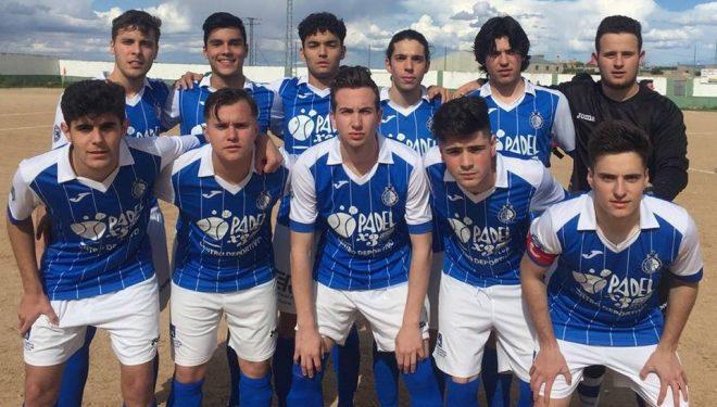 El Hellín Juvenil recupera el liderato tras su victoria en Valdeganga
