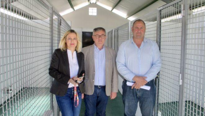 Inauguradas las nuevas dependencias de la Perrera Municipal