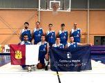 El AD Baloncesto Hellín viajará a Toledo para disputar la Copa de 1ª Autonómica