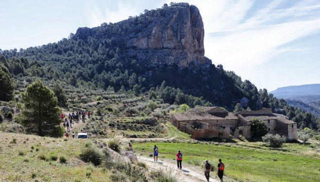 Preciosos paisajes en Elche de la Sierra, con las Rutas Senderistas de la Diputación