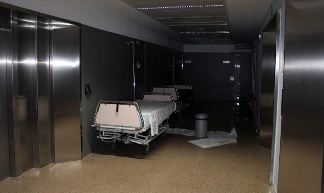 Hospital de Hellí / EFDH.