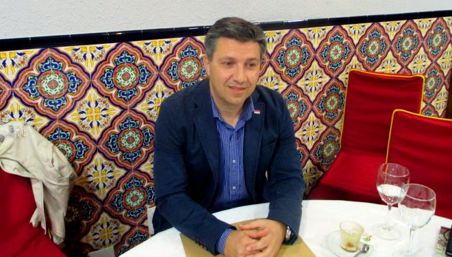 Entrevista con Antonio López Alcahut, Inspector-Jefe de la Comisaria de Hellín