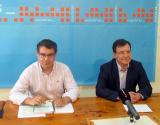Manuel Serena señaló la necesidad de sacar el mayor provecho de la próxima finalización de la variante de Camarillas