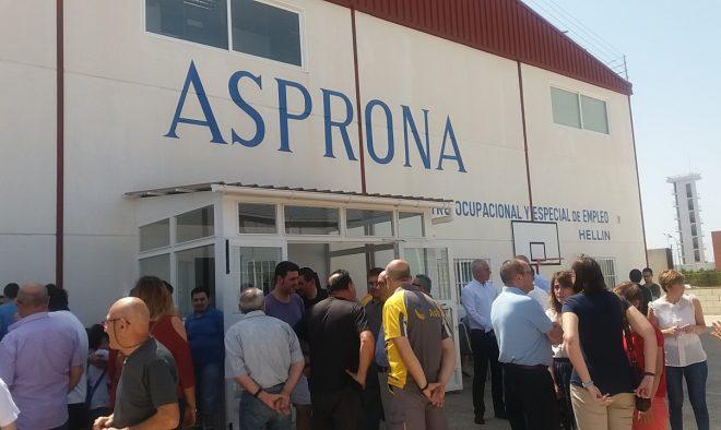 Centro Ocupacional y de Empleo de Asprona