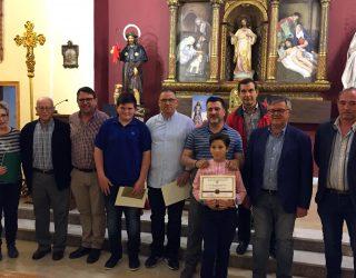 """Entrega de premios del VII Concurso de fotografía """"El Medinaceli"""""""