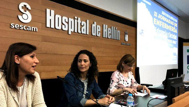 II Jornadas de Enfermería de la Gerencia de Atención Integrada de Hellín