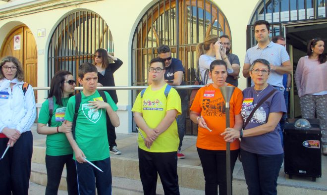 VI Olimpiadas Solidarias / EFDH