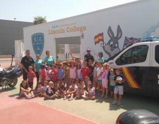 El Cuerpo Nacional de Policía imparte charlas en colegios e institutos de Hellín para ofrecer información preventiva