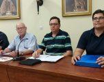 Los 1.000 euros de la sanción a la Cofradía de la Clemencia serán empleados para cambiar la puerta de la ermita del Calvario