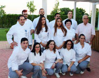 Con una degustación del trabajo realizado, se clausuró el curso de Cocina del Hotel Restaurante Emilio