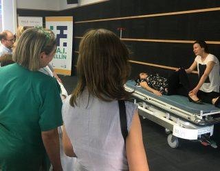 El Hospital de Hellín aborda el tratamiento del dolor crónico