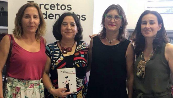 "Presentación del libro de Márian Núñez ""Tercetos encadenados"""