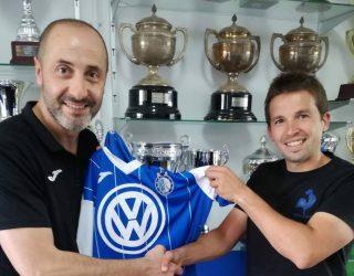 Paquito Jiménez nuevo entrenador del Hellín C.F, para la próxima temporada