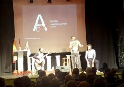 Segunda edición de los premios Alcalde Baldomero Marín