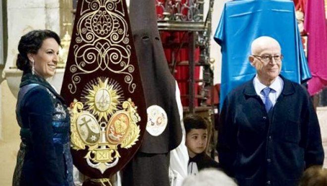 Mari Carmen López, candidata a la presidenta de la Asociación de Cofradías y Hermandades