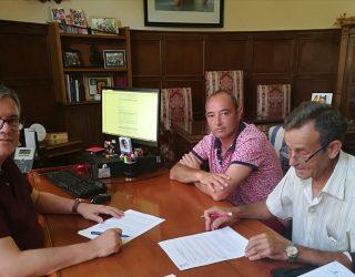 Los Amigos del Corpus recibirán una aportación municipal de 2.500 euros