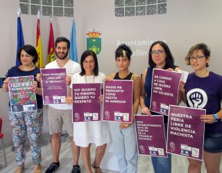 La Asociación Juvenil Clitoria da a conocer sus primeras actividades durante la próxima Feria