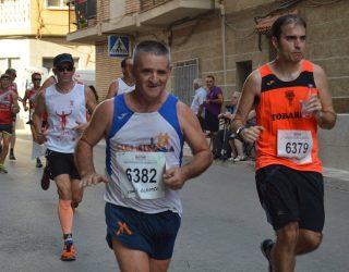 Francisco Sánchez Cabrera cerca de completar el circuito provincial de carreras populares