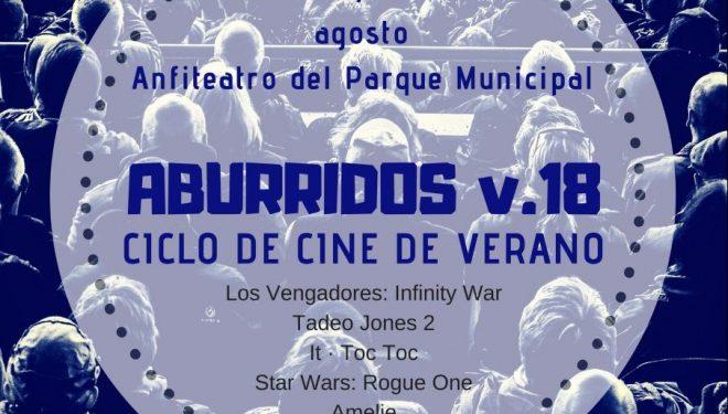 """Se inicia el Ciclo de Cine """"Aburridos"""" organizado por la A.C. """"El indulto de Barrabás"""""""
