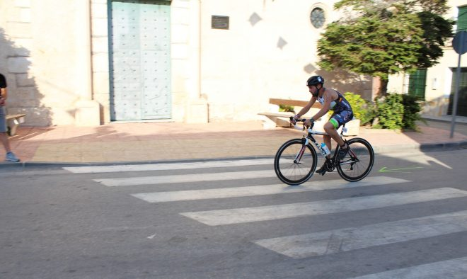 Triatlón Valle de Agramón 2018