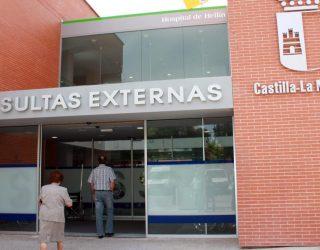 10.000 pacientes no acuden a sus citas en las consultas externas del Hospital de Hellín