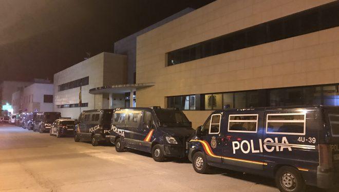 Se amplía el dispositivo de seguridad de la Feria de Albacete con casi 40 agentes de la UIP de Sevilla