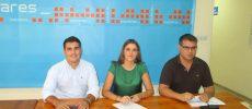 Ana García, nueva presidente local de Nuevas Generaciones del Partido Popular