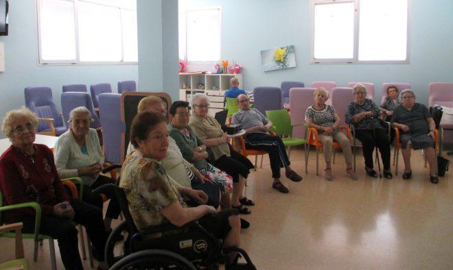 Centro de Día de la Asociación de Enfermos de Alzheimer / EFDH.