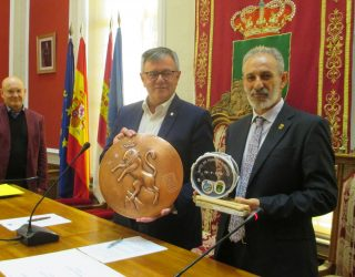 Firmado el acuerdo de hermanamiento entre  Hellín y la ciudad italiana de Rivello